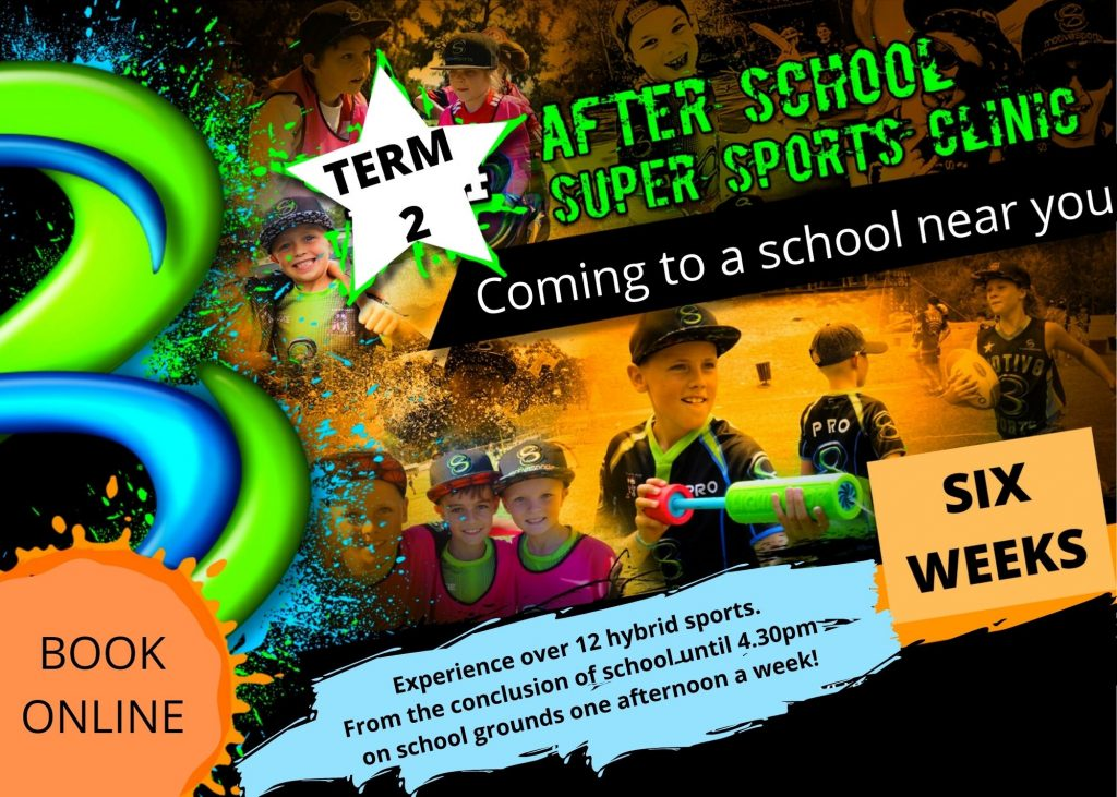 Term 2 Talara Primary College After School Clinic (Thurs)