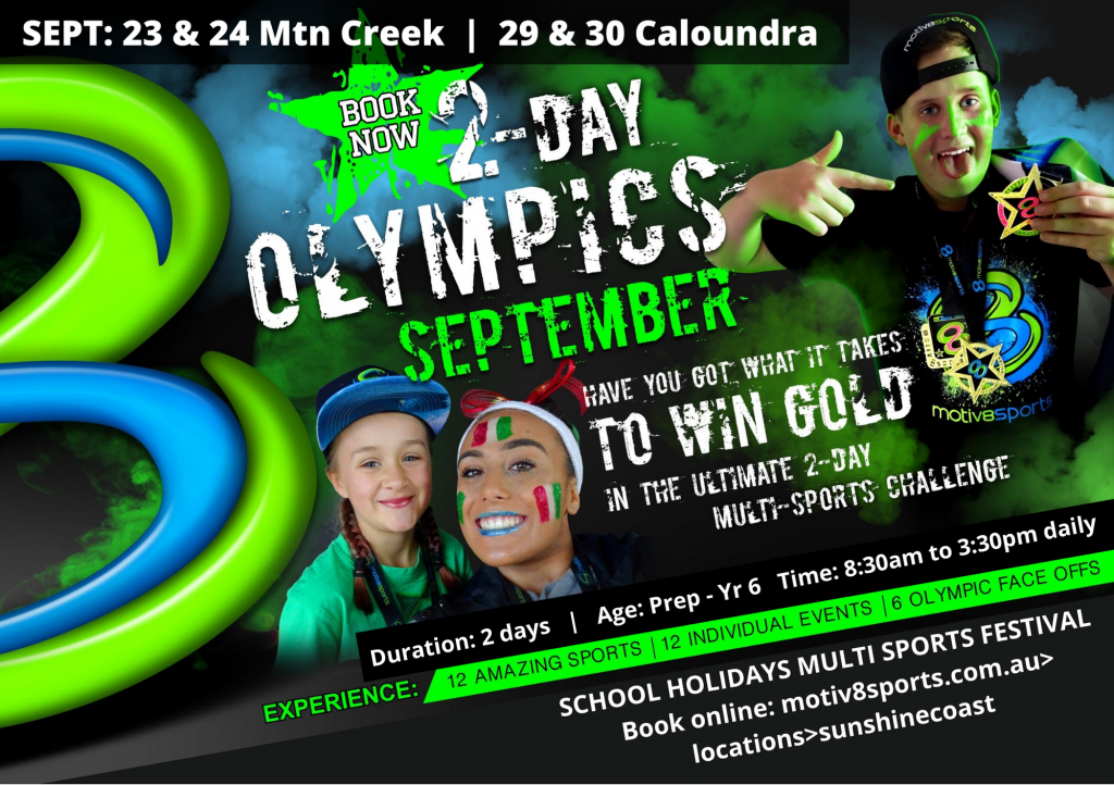 Motiv8sports 2-Day 'Olympics' Mountain Creek