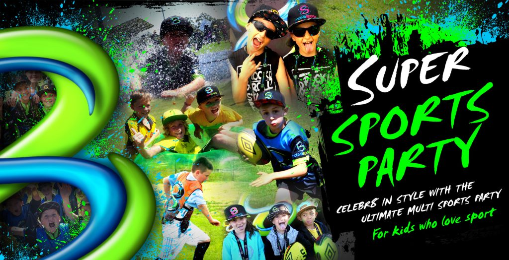 JUNE – Super Sunday Sports Party – Blue Hills Oval